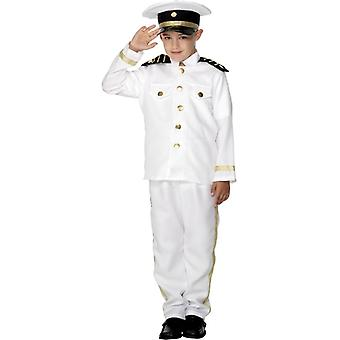 Captain costume kids Captain pilot child costume