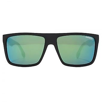 Carrera 5039 Sunglasses In Matte Black White