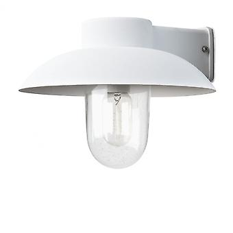 Konstsmide Mani Wall Light Matt White