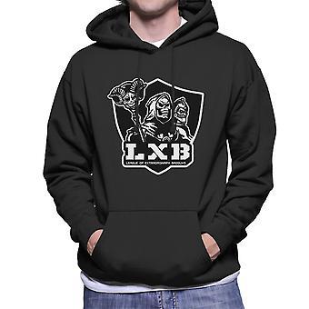 League of ekstraordinært Badguys førerne af universet mænd er hætte Sweatshirt
