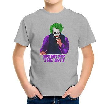 Batman Joker Bring Me The Bat Kid's T-Shirt