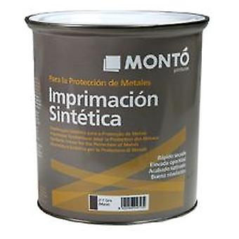 Monto pinturas Primed Grey (DIY , Painting)