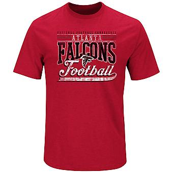 Majestic BALL CARRIER shirt - Atlanta Falcons Red
