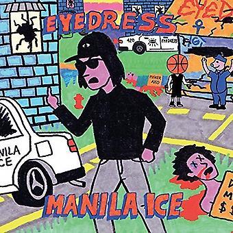 Eyedress - Manila Ice [CD] USA import