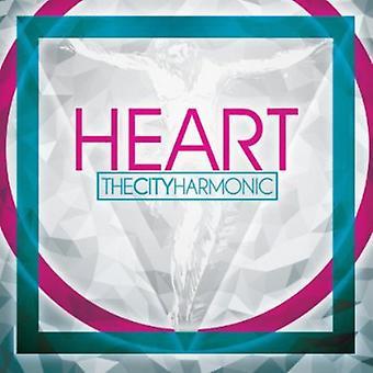 City Harmonic - Heart [CD] USA import