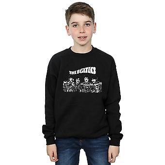 The Beatles Boys Cartoon Shot Sweatshirt