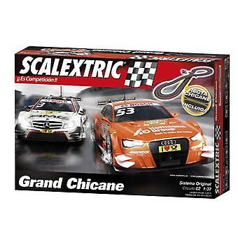 Scalextric C2 Grand Chicane (Toys , Vehicles And Tracks , Slot , Circuits)