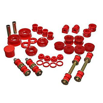 Energy Suspension Hyper-Flex System 5.18114R Red Fits: DODGE 2003 - 2005 NEON S