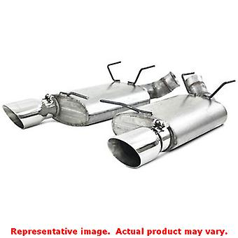 MBRP Exhaust - Installer Series S7224AL Fits:FORD 2011 - 2014 MUSTANG GT
