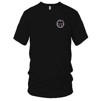 USAF luftforsvar - USAF drivstoffylling våpen møte 1988 brodert Patch - Mens T-skjorte