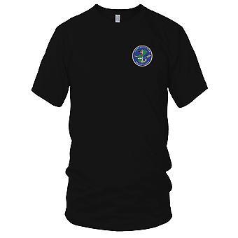 US Navy US Naval Hospital Guam brodé Patch - Mens T Shirt