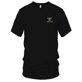 US Navy VF-84 Embroidered Patch - OIF Yankee Air Pirate Ladies T Shirt