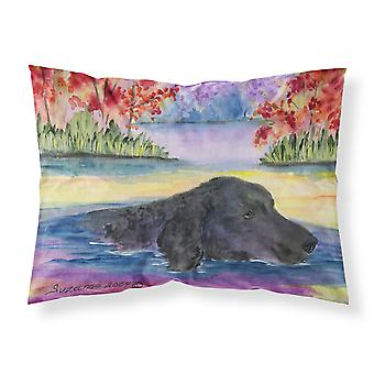 Curly Coated Retriever Moisture wicking Fabric standard pillowcase