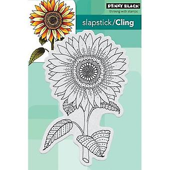 Penny Black Cling Stamps-Sun Glow 3.2