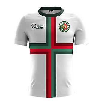 2018-2019 Portugal Away Concept Football Shirt (Kids)