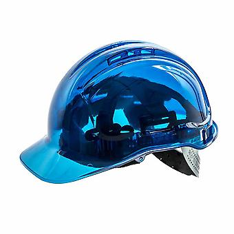 Portwest - Site Safety Workwear Peak View Hard Hat Vented