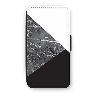 Huawei Ascend P10 Flip Case - combinación de mármol