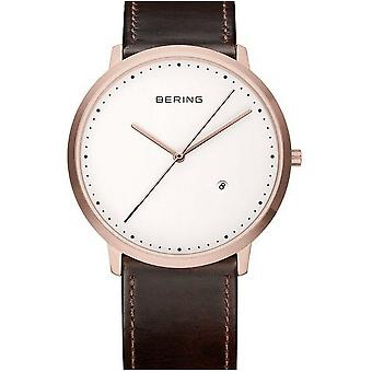 Bering watches mens watch classic collection 11139-564