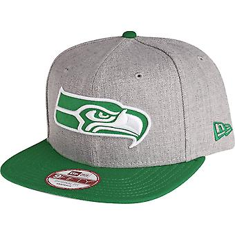 New Era 9Fifty Snapback Cap - Seattle Seahawks grau / celtic