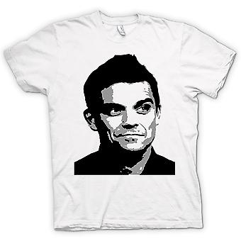 Womens T-shirt - Robbie Williams - Pop Art