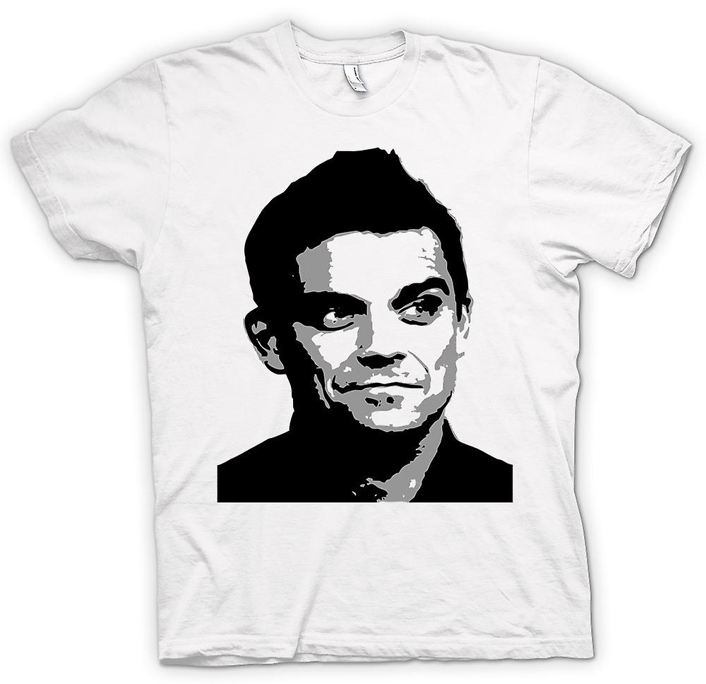 Kvinner t-skjorte - Robbie Williams - Pop Art