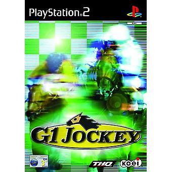 G1 Jockey paardenrennen