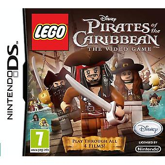 Lego Pirates of the Caribbean The Video Game (Nintendo DS) - Factory Sealed