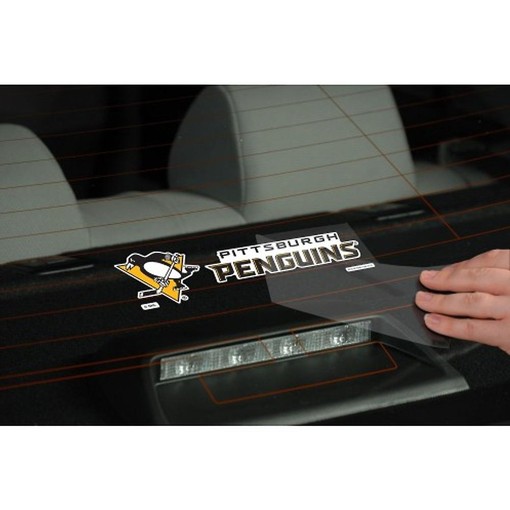 Wincraft decal 8x25cm - NHL-Pittsburgh Penguins