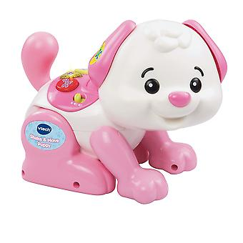 VTech Baby Shake & Move Puppy Musical Toy Multi Coloured