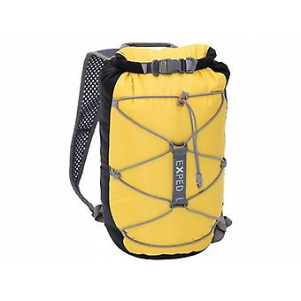 Exped Cloudburst 25Ltr Drypack (Black / Yellow)