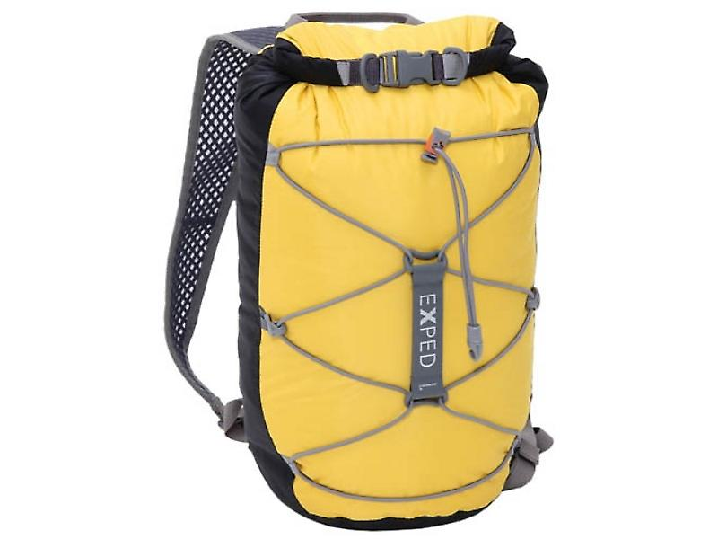 Exped Cloudburst 25Ltr Drypack (Black/Yellow)