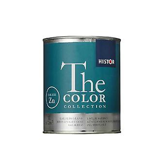 Histor The Color Collection acryl zijdeglans basis Zn 0,925 l