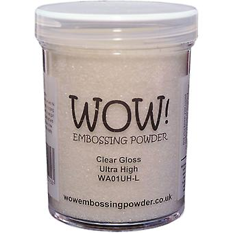 WOW! Embossing Powder 160ml-Clear Gloss Ultra High