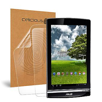 Celicious Vivid Invisible Screen Protector for Asus Eee Pad MeMO [Pack of 2]