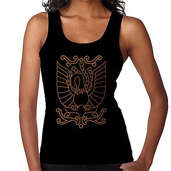 Saint Seiya Phoenix Ikki Symbol Women's Vest