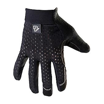 Race Face Black Stage MTB Gloves