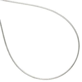 Halsreif 925/-S 1,2 mm Halsreifen silber Silberkette ca. 42 cm