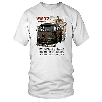VW T2 Transporter klassiske bobil damer T skjorte
