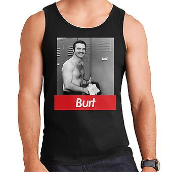 Burt Reynolds kleedkamer mannen Vest
