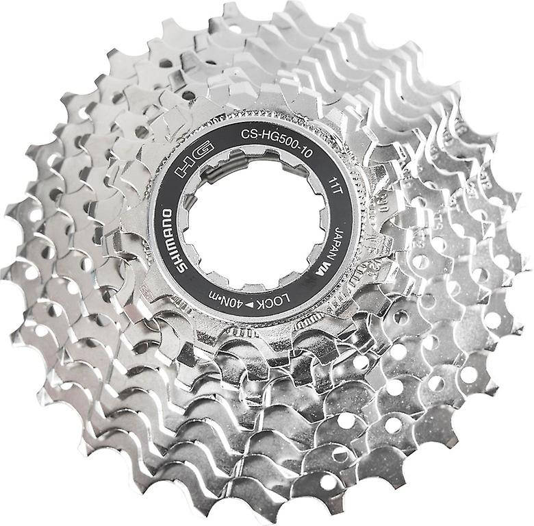 Shihommeo CS-HG500     10-speed cassette (11-25 dents)