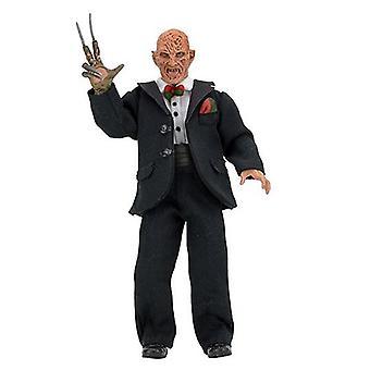 Nightmare on Elm Street 8- Actionfigur Tuxedo Freddy Material: Kunststoff, Hersteller: NECA