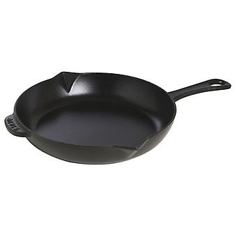 Staub Frying pan with cast iron handle (Kitchen , Household , Frying Pans)