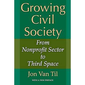 ジョン Va によって目のスペースに非営利セクターから - 市民社会の成長