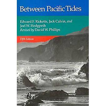 Między Pacific pływy Edward F. Ricketts - Jack Calvin - Joel W. h