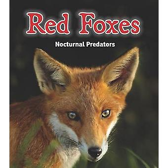 Raposas - predadores noturnos por Rebecca Rissman - livro 9781406282832