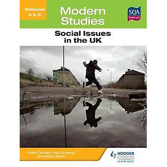 National 4 & 5 Modern Studies - Social Issues in the United Kingdom by