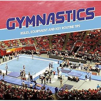 Turnen - regels - apparatuur en toets routinematige Tips door gymnastiek - Rul