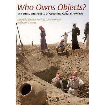 Wie is eigenaar van objecten? -De ethiek en politiek van culturele verzamelbeleid