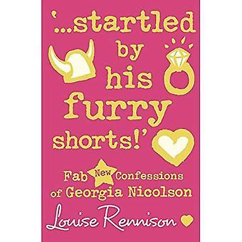 '... Surpris par son short Furry!