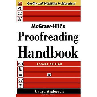 McGraw-Hill's Proofreading Handbook